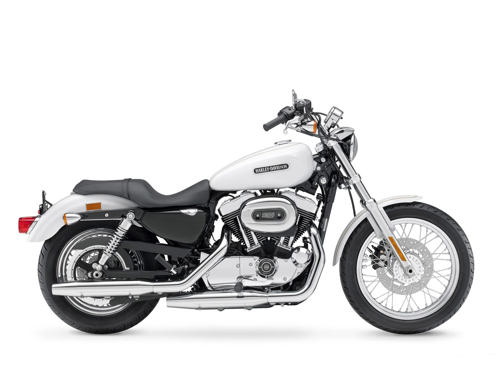 2008 harley davidson xl1200l sportster 1200 low pictures. Black Bedroom Furniture Sets. Home Design Ideas