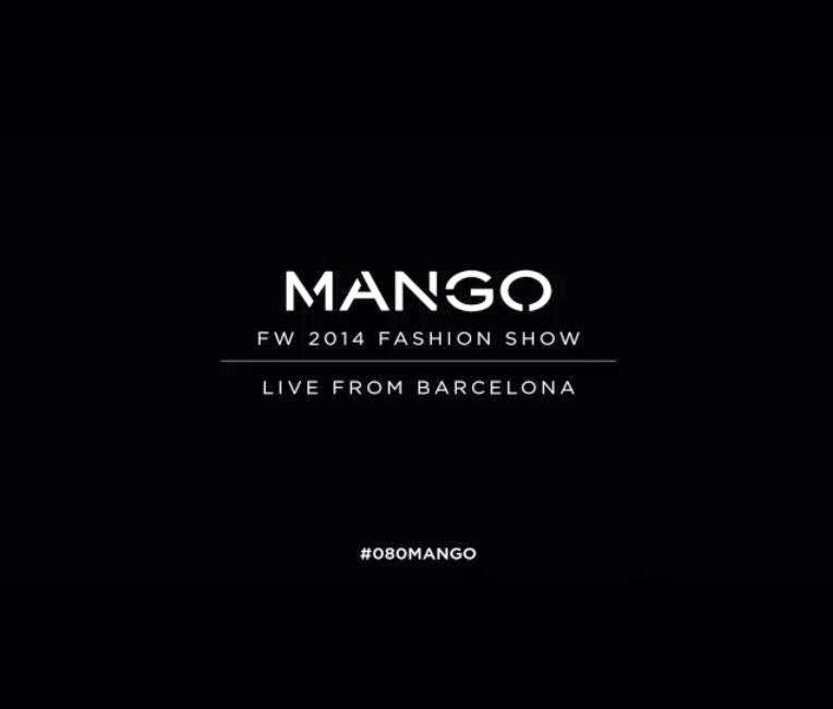 MANGO AW2014