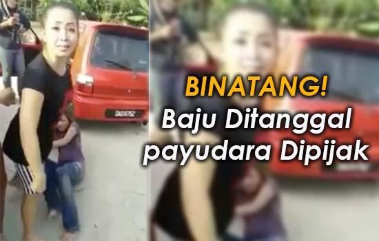 Video Penuh Wanita Gaduh di Bachok Kelantan