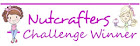 Nutcrafters challenge 10 Winner 5th February 2012
