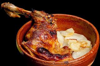 Cordero asado a baja temperatura pecadillos gastron micos for Cocinar paletilla de cordero
