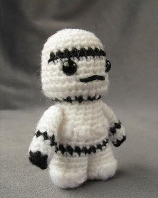 Stormtrooper Crochet