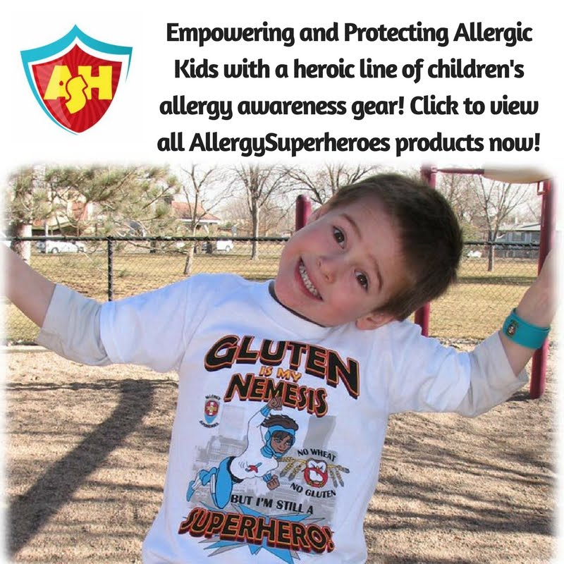 Allergy Superheroes