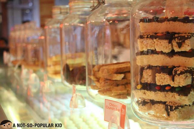Jar of Desserts