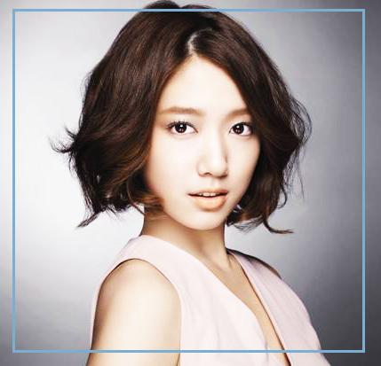 Park Shin Hye Hair Style Blonde