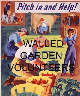 Holkham Walled Garden Volunteer Gardeners Wanted