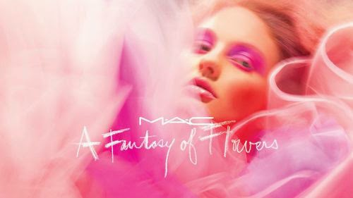 MAC A Fantasy of Flowers Collection (Spring 2014)