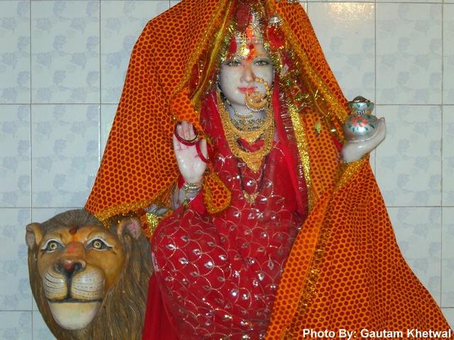 Uttarakhand Devbhoomi: Chandika Devi Mandir, Bageshwar
