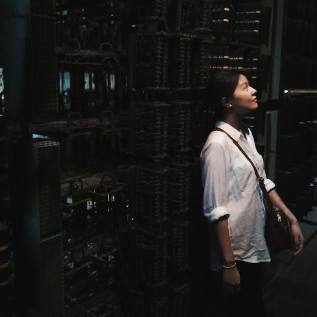 Explore Kuala Lumpur - Muzium Telekom