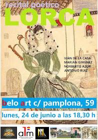Recital poético: Lorca