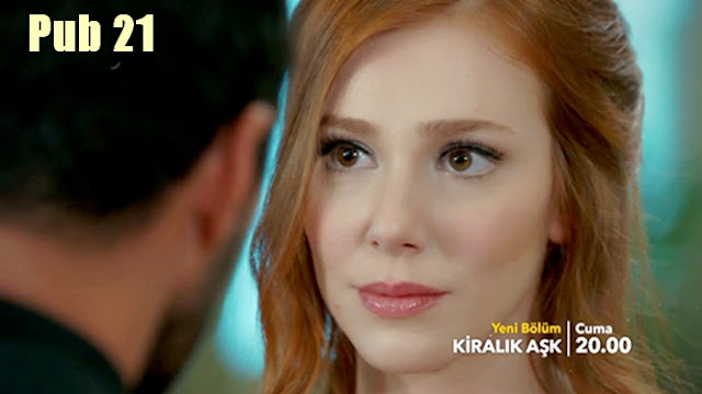 مسلسل حب للايجار Kiralık Aşk إعلان الحلقة 21 مترجمة