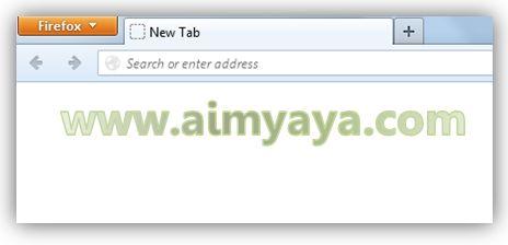 Gambar: Browser Mozilla Firefox