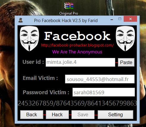 Yahoo password hacker 2014