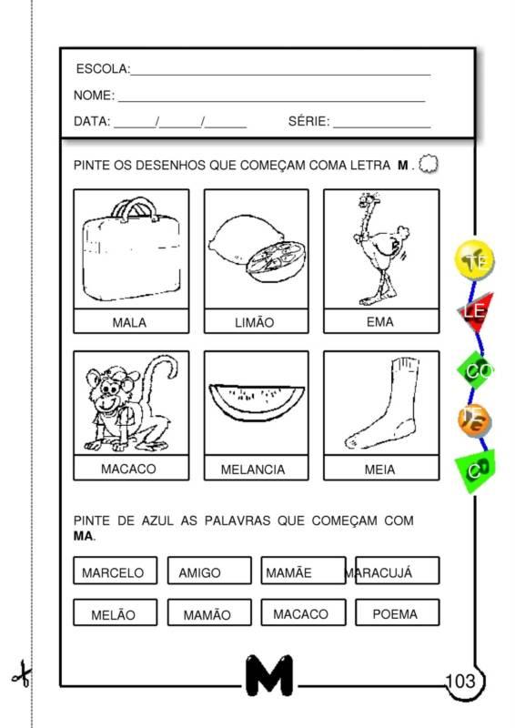 Muito ALFABETIZAÇÃO CEFAPRO - PONTES E LACERDA/MT : Sugestão de  VV85