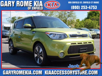News from gary rome kia of enfield a gary rome kia site 866 688 for starters staffers were surprised to find the kia was equipped with a boatload of features but thats because we got the top spec exclaim model sciox Choice Image