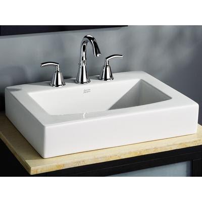 overmount bathroom sink square overmount sink