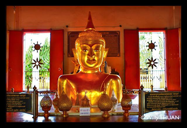 Wat Phra Thong in Phuket (Wat Prathong) - Phuket 101