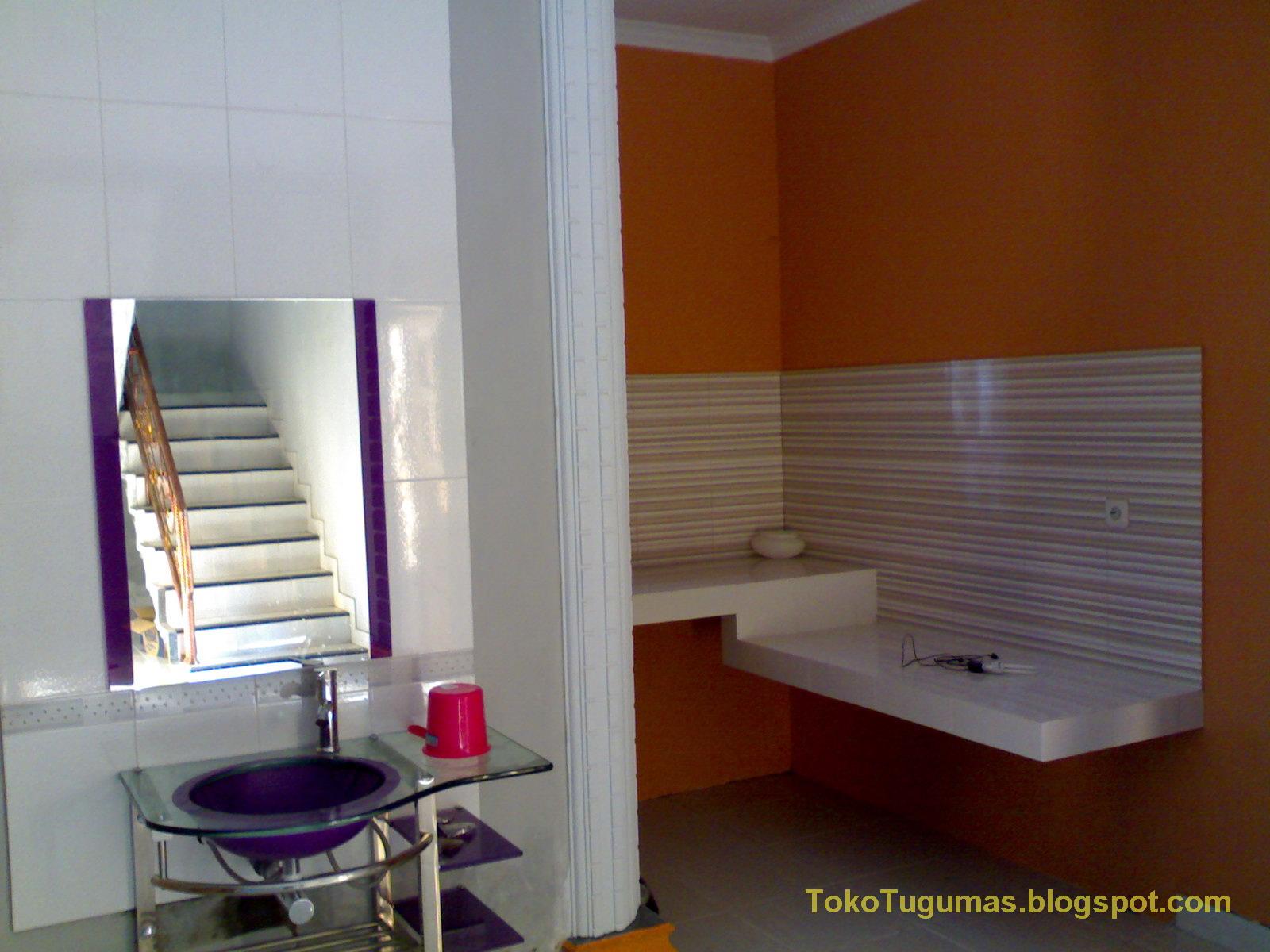 Toko Tugumas | Desain Dapur Minimalis.