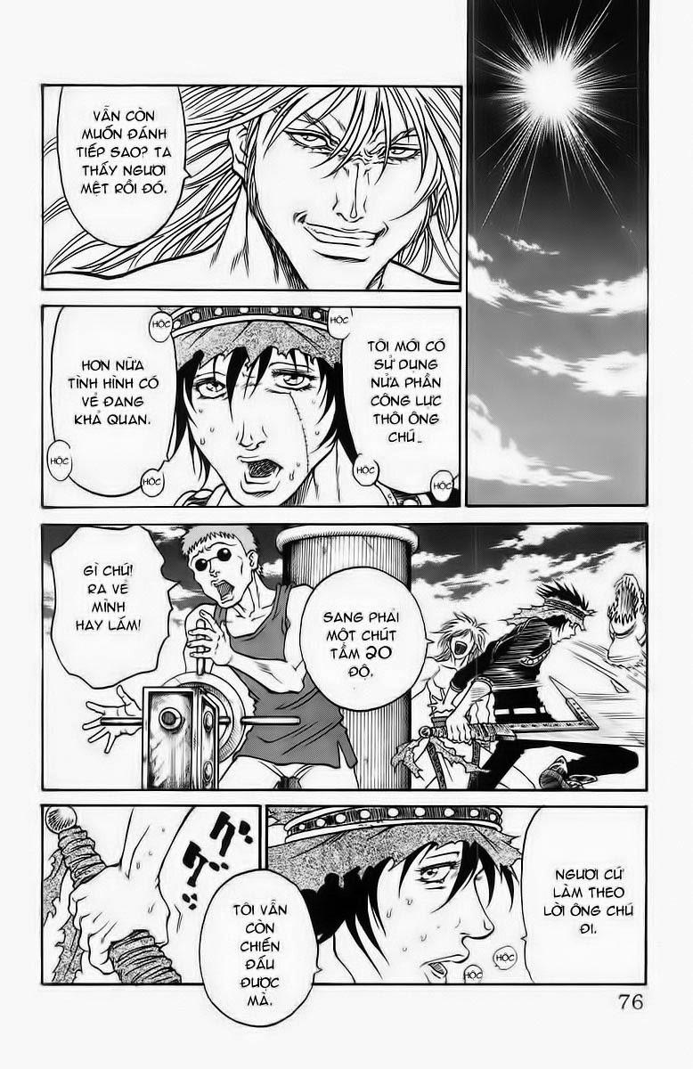 Vua Trên Biển – Coco Full Ahead chap 226 Trang 9 - Mangak.info