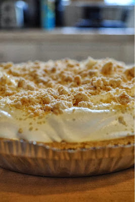 Mrs. Salter's Peanut Butter Pie