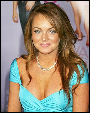 Lindsey Lohan Boobs