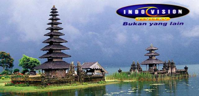 Pasang Indovision / Top TV Wilayah Bali Kini Lebih Mudah dan Praktis