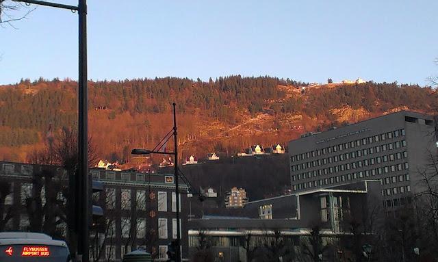 Floen, Bergen
