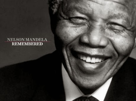 Father of our nation:                  Madiba 1918 - 2013