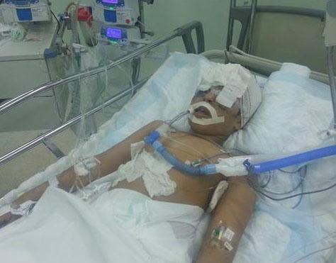 صور حادثة ولد طارق الحبيب – حادثة ولد