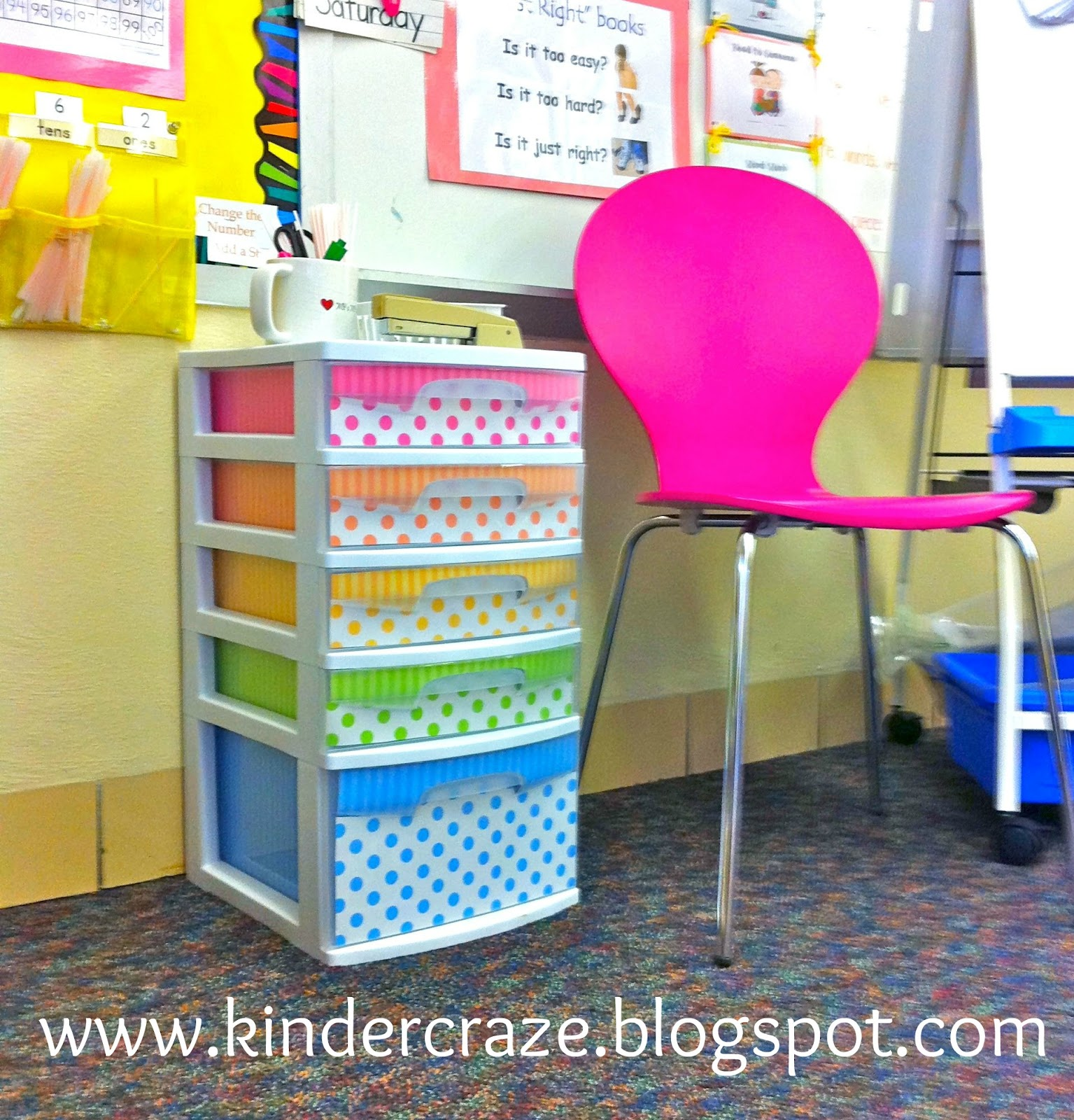 Teacher Classroom DIY Ideas