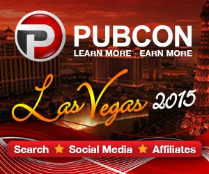 Pubcon Las Vegas 2015