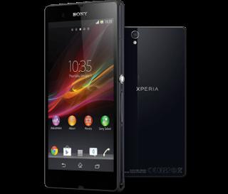Harga Sony Xperia Z