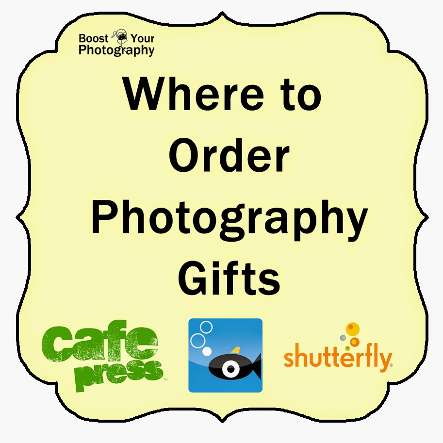 Where to Order Photography Gifts | Boost Your Photography