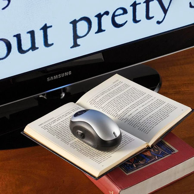 Awesome and Coolest Book Reading Gadgets (15) 6