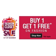 Shopclues : Buy 1 Get 1 Free on Fashion or many more product Offer : BuyToEarn