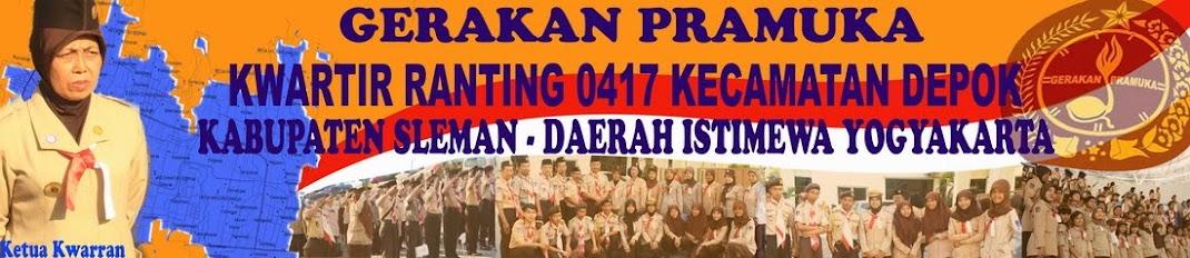 Kwartir Ranting Pramuka Kecamatan Depok