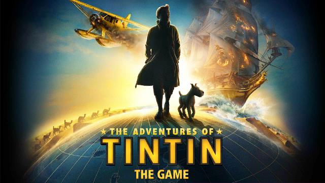 [Gameloft] The Adventures of Tintin HD v1.00(1) Nokia Belle Unsigned (1 GB)