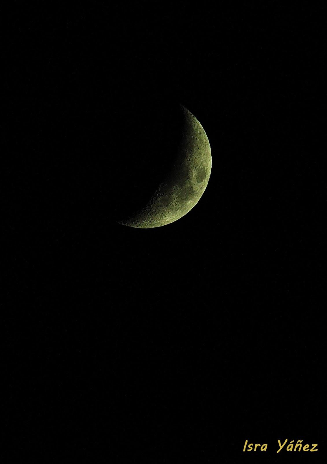 Naturaleza de quintanilla del agua burgos madriguera en for Proxima luna creciente