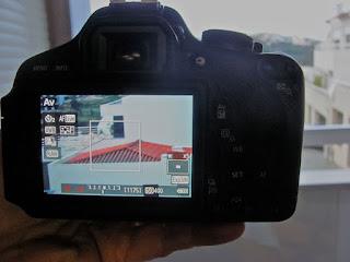 zoom digital da imagem