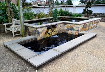 Sibley Fountain, Atlanta Botanical Garden