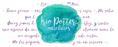 Irio Potter entre libros