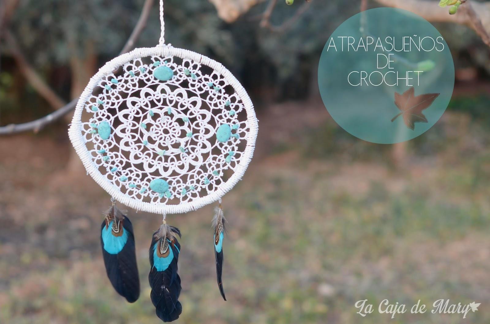atrapasueños-crochet
