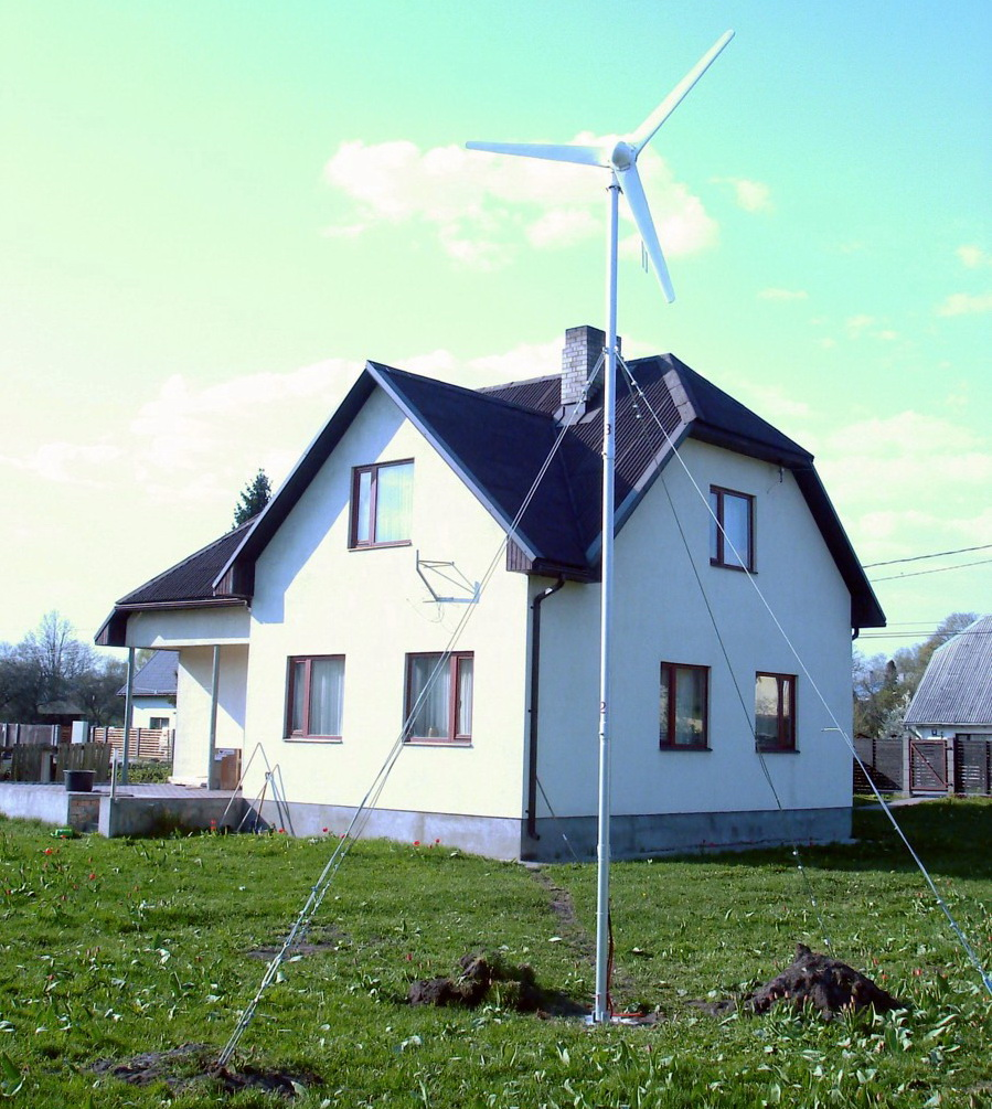 Interesting energy facts: How to build wind turbine blades at home?