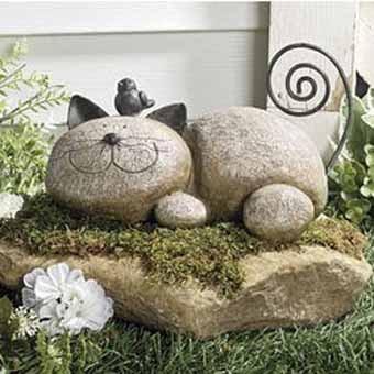 R cup et fait maison des id es r cup et d co d coration - Decoration de jardin a fabriquer ...