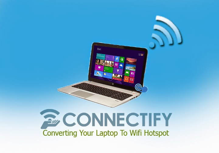 how to use hotspot to connect to laptop