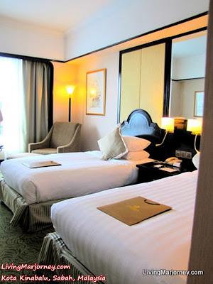 Pacific Sutera Hotel, Kota Kinabalu, Sabah