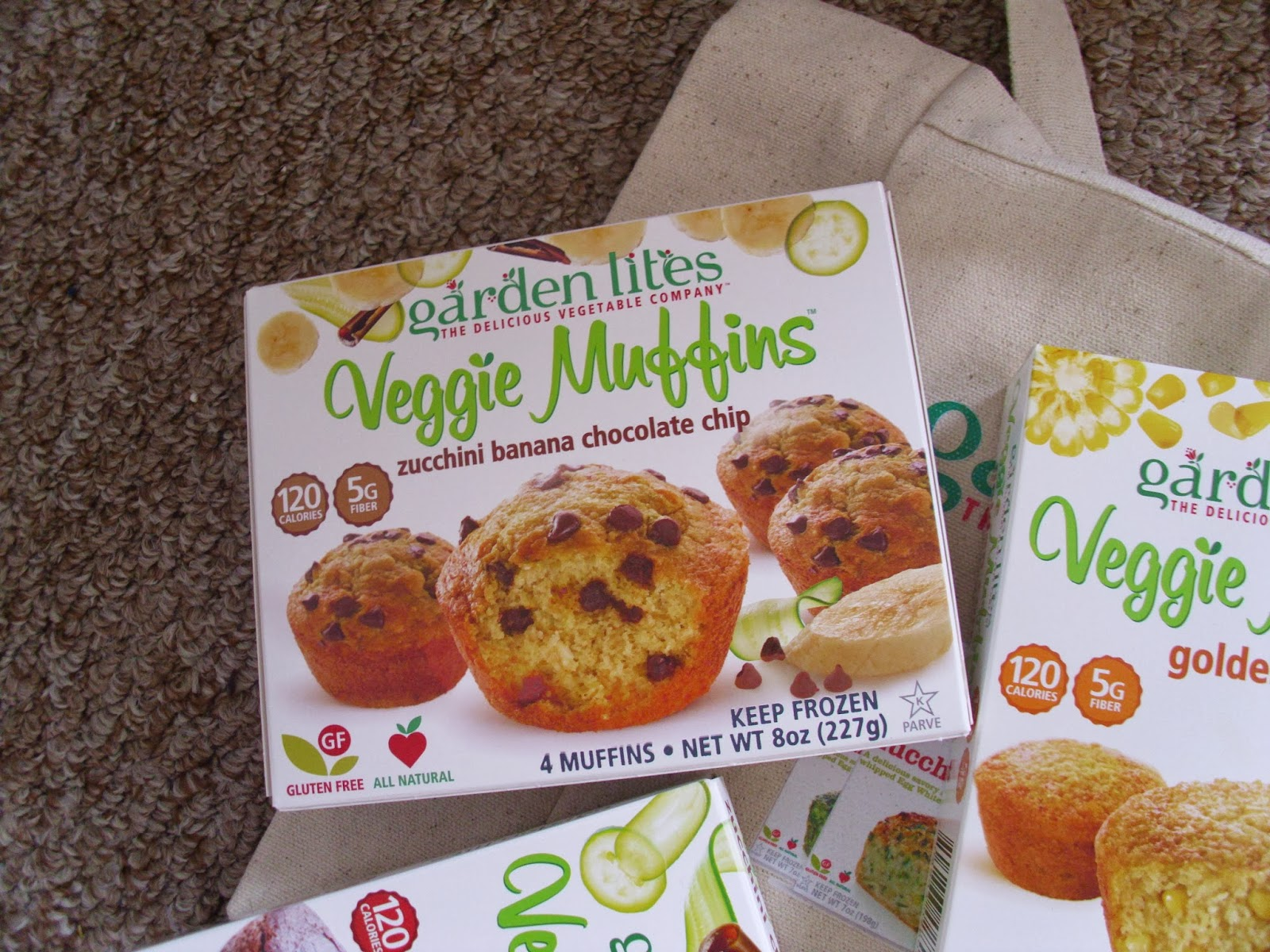 Review Giveaway Garden Lites Veggie Muffins Living Learning Eating