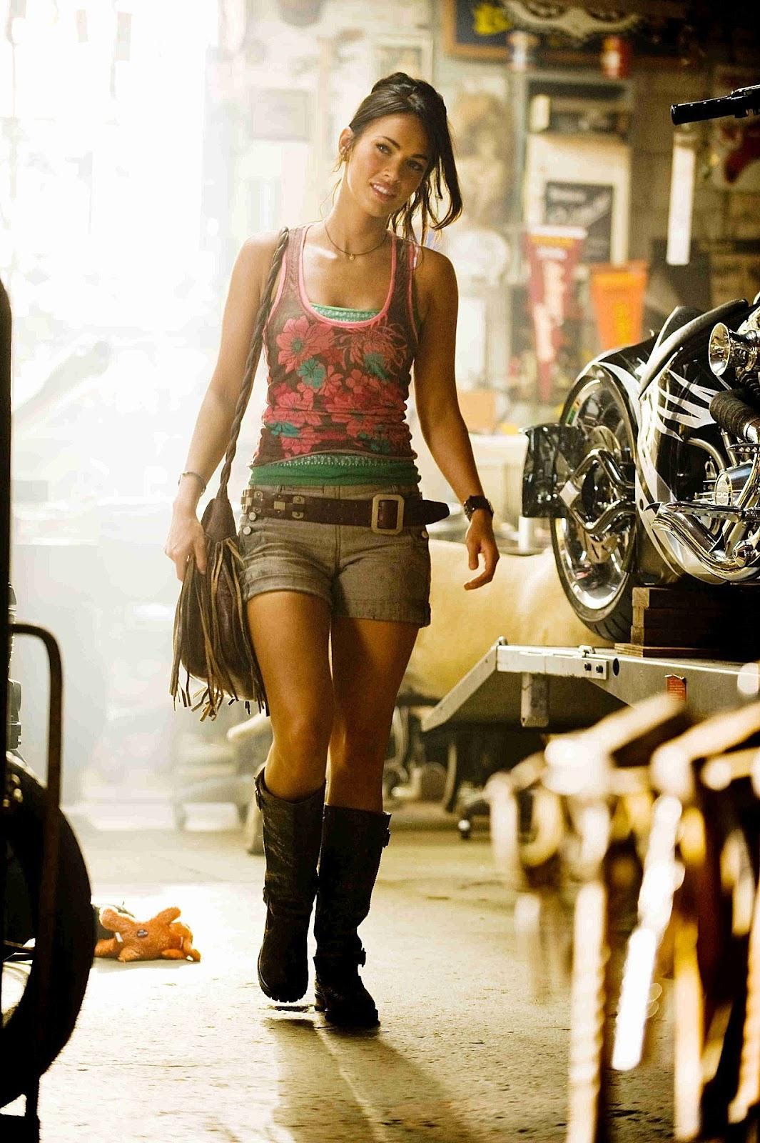 Celebrities, Movies and Games: Megan Fox - Transformers ... Megan Fox Movies