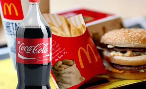Δείτε από ποιά χώρα διώχνουν Coca Cola και McDonalds