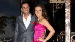 Ariadne Diaz confirma su noviazgo con José Ron